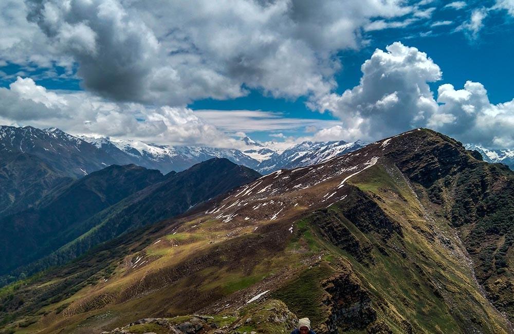 Chandrakhani Pass